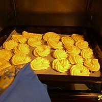 黄油杏仁曲奇的做法图解7