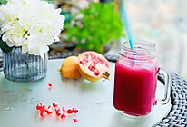 #美食新势力# 红娘子~红石榴汁的做法
