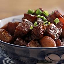 少油版红烧肉烧鹌鹑蛋——天冷就要多吃肉