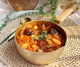 #我们约饭吧#番茄龙利鱼的做法