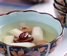 #初春润燥正当时#桂圆山药红枣汤,给姐们的养颜汤~能补气血哦的做法