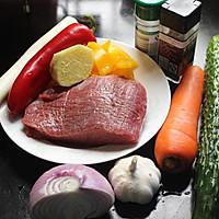 风情巴西烤肉的做法图解1