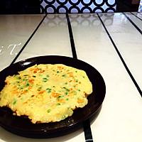 鸡蛋饼(黄瓜葱花) #急速早餐#的做法图解4