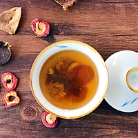 山楂陈皮菊花茶-减肥茶疗的做法图解8