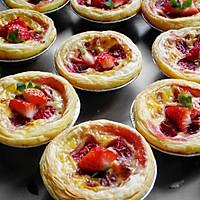 草莓蛋挞的做法图解10