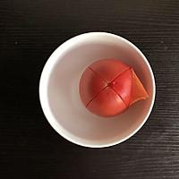 #精品菜谱挑战赛#番茄浓汤面的做法图解1