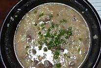 牛肉粥的做法