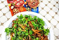 老北京炒烤肉的做法