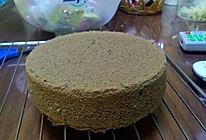 6寸可可戚风蛋糕(超详细步骤)的做法