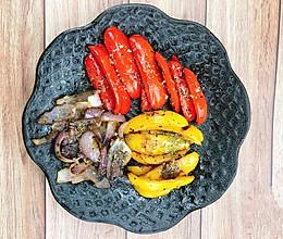 【富含多种维生素| 烤蔬菜】的做法
