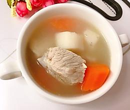 宝宝补钙高汤的做法