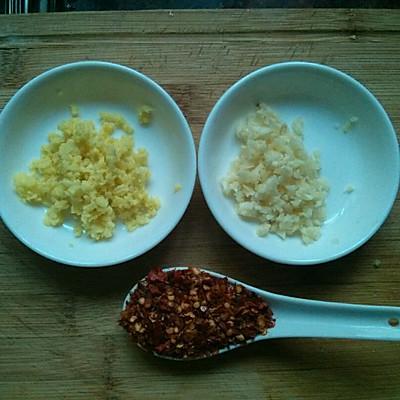 简易版韩式泡菜的做法 步骤2