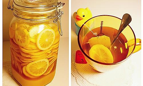 蜂蜜腌柠檬的做法