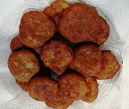 健脾养胃食物太多,这道全谷物五珍粉芋头饼尤其适合现代的孩子!的做法