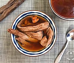 响螺玛咖红枣汤-益气强身的做法