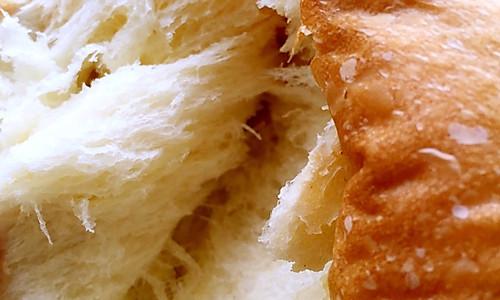 面包机做轻盈的鸡蛋吐司的做法