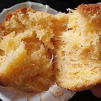 黄金拔丝蛋糕的做法图解7