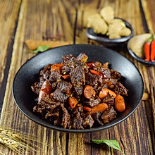 胡萝卜炖牛腩||Braised Beef