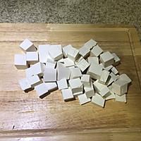 香椿拌豆腐#春季减肥,边吃边瘦#的做法图解3