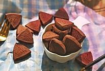 巧克力杏仁脆饼干的做法