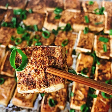 #餐桌上的春日限定#烤豆腐(烤箱版)