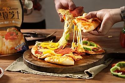 经典意式披萨