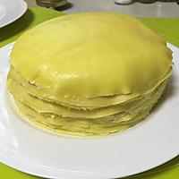 烘培小白的完美榴莲千层蛋糕实验报告-超详细步骤哟的做法图解16