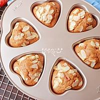 红糖草莓麦芬#跨界烤箱 探索味来#