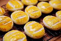 外酥内糯老婆饼原来制作可以这么简单的做法