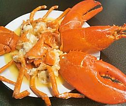 简单的芝士焗波士顿龙虾的做法