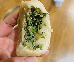 肉韭菜包子的做法