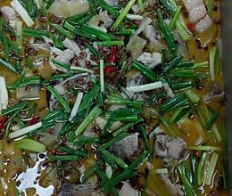 鱼酸菜的做法