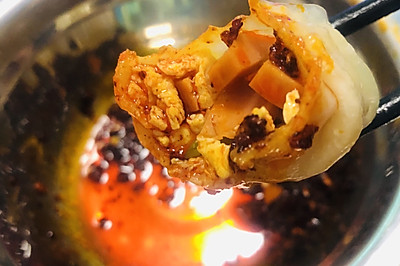 低脂素饺子