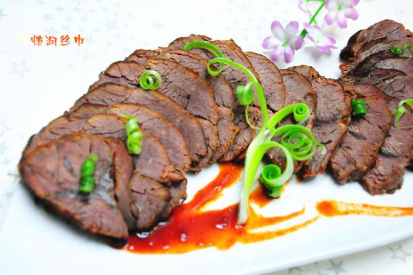 大喜大牛肉粉试用之酱牛肉的做法