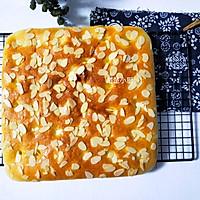 #一人一道拿手菜#糖粉杏仁切块面包的做法图解15