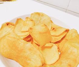 分分钟被秒杀的自制薯片的做法