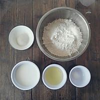 超软奶香浓郁北海道中种吐司的做法图解1