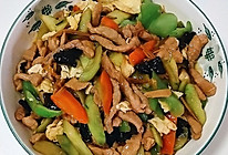 #营养小食光#木须肉的做法