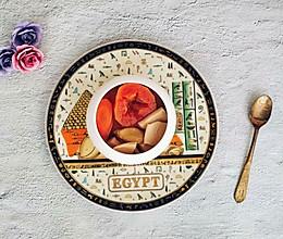#令人羡慕的圣诞大餐#木瓜红萝卜响螺片汤的做法