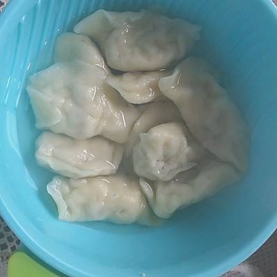 宝宝辅食【无盐篇】之香菇鸡肉馅饺子