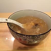 面包机版银耳莲子红枣羹(超简单)