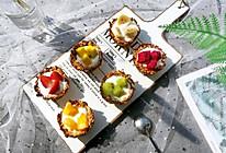 #美味烤箱菜,就等你来做!#鲜果燕麦酸奶杯的做法
