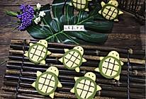 萌龟饼干的做法
