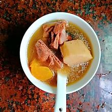 粉葛土茯苓猪骨汤