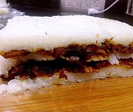 红枣糯米凉糕的做法