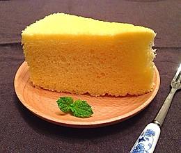 柠檬全蛋海绵蛋糕--美的T3-L381B烤箱试用之一的做法