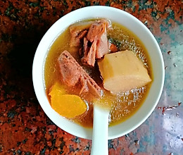 粉葛土茯苓猪骨汤的做法