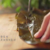 海带排骨汤——春天必学养生滋补汤品的做法图解1
