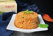 酱油炒饭~消灭剩米饭的好方法的做法
