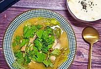 #我们约饭吧#靓汤鱼鱼鱼酸菜的做法